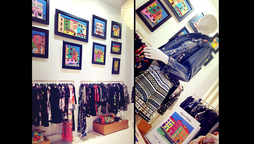 Expo Candice Store