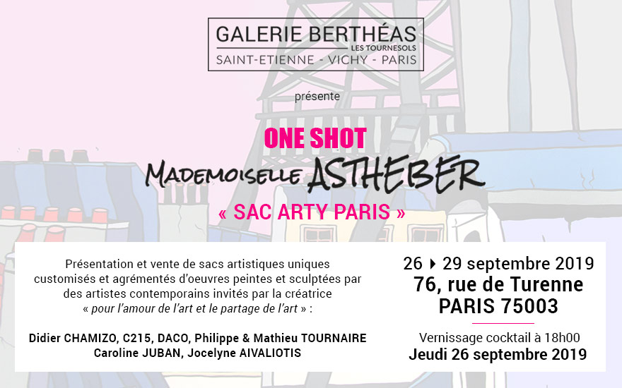 One Shot Paris