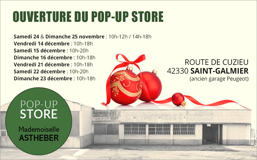Pop-up store